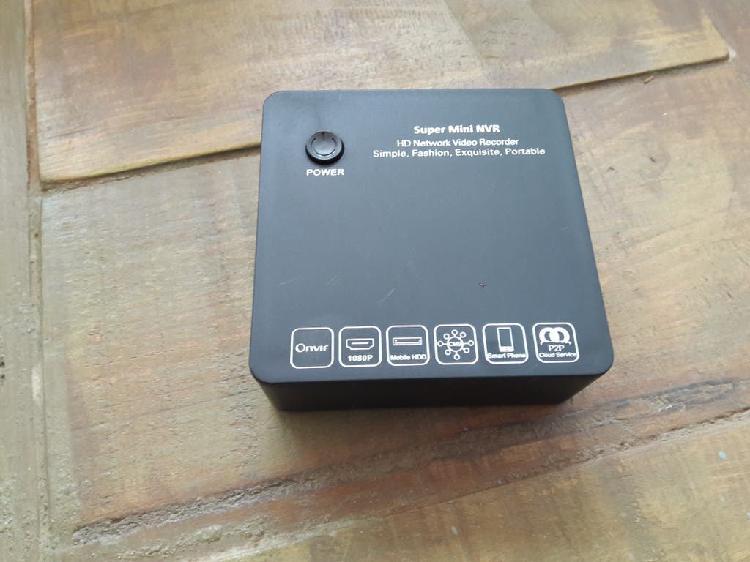 Grabador. nvr. videovigilancia ip. onvif