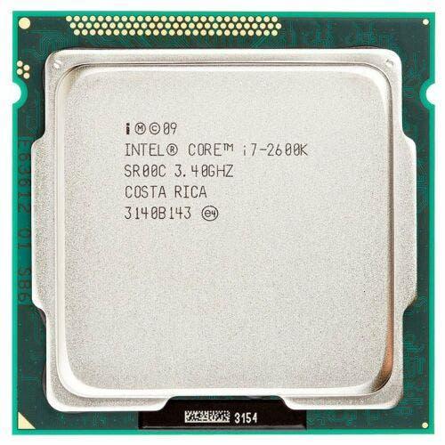 Intel core i7 2600k lga 1155