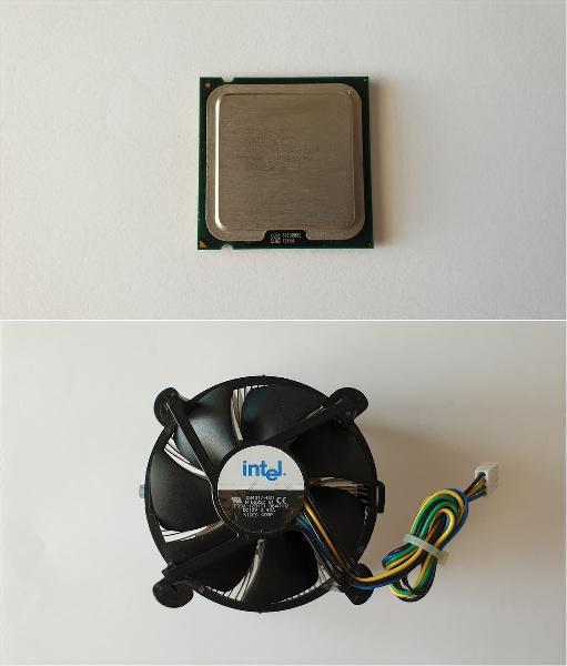 Intel pentium d 915 socket 775 con disipador