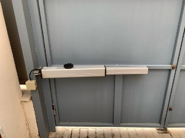 Motor erreka puerta garaje