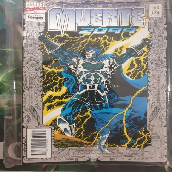 Marvel doctor muerte 2099 por forum completa 12n.
