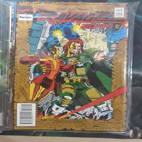 Marvel ravage 2099 coleccion completa 12 numeros