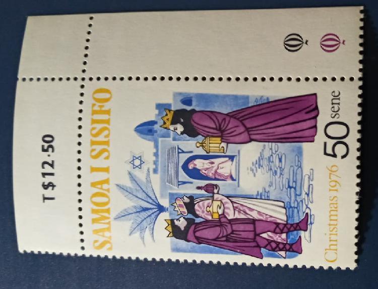 Navidad. samoa i sisifo 1976