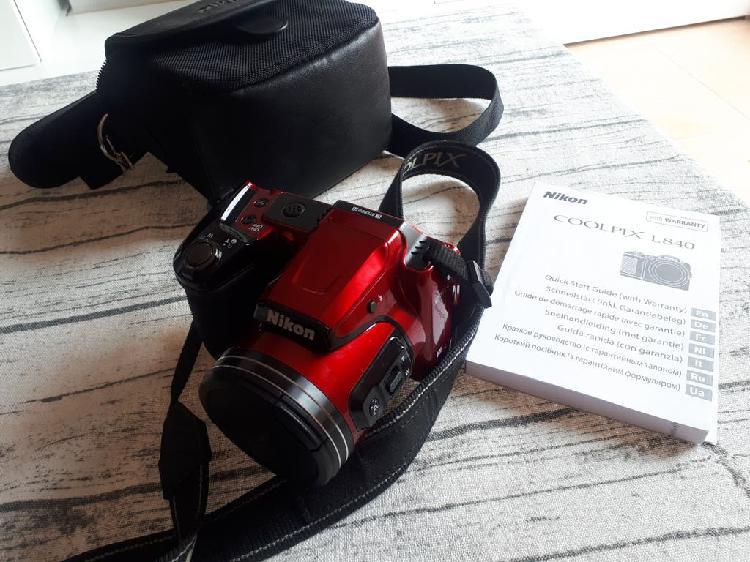 Nikon coolplix l840