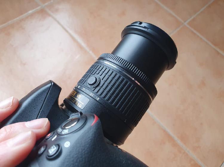 Nikon d3300 + 18-55 afp dx vr