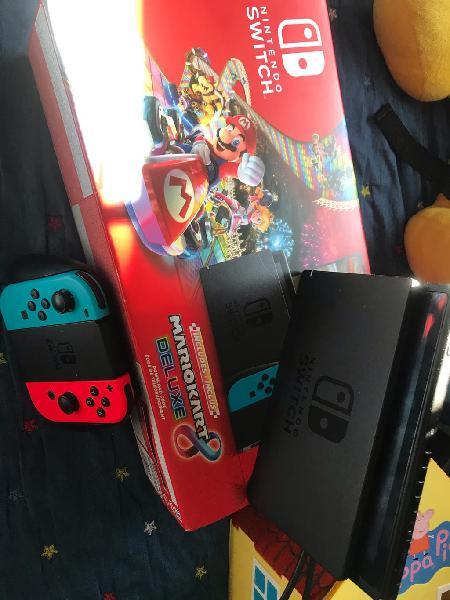 Nintendo switch 2020