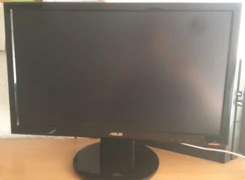 """Pantalla monitor asus 21.5"""" full hd led"""