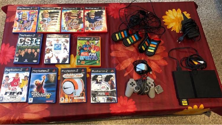 Play station 2, juegos etc