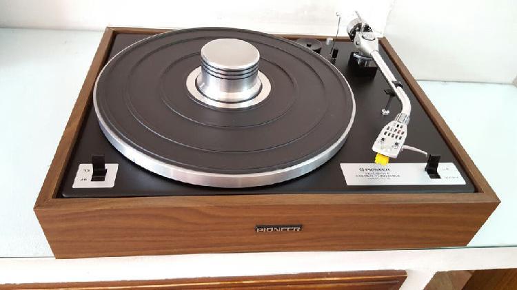 Pioneer pl-12 plato tocadiscos vintage