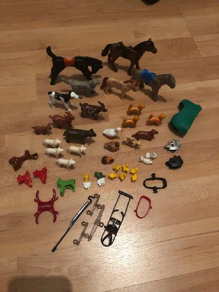 Playmobil set animales