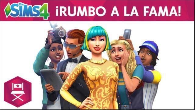 Sims 4 todas las expansiones + fama