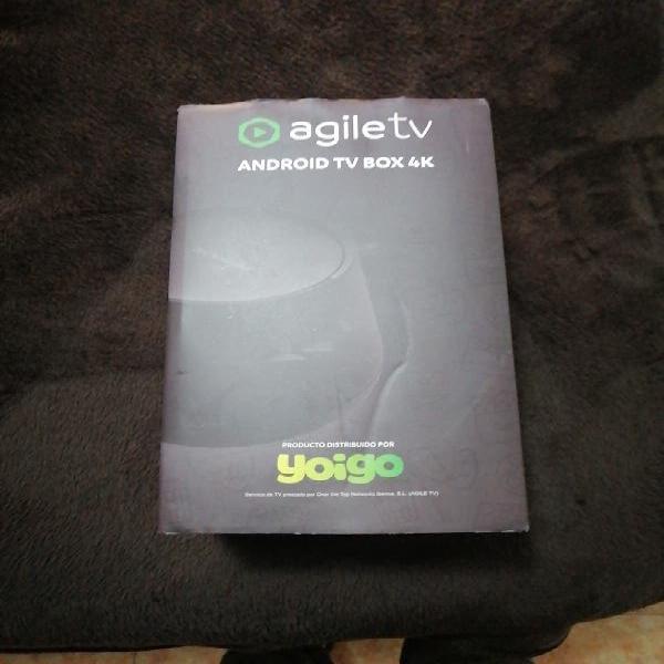 Agile tv 4k