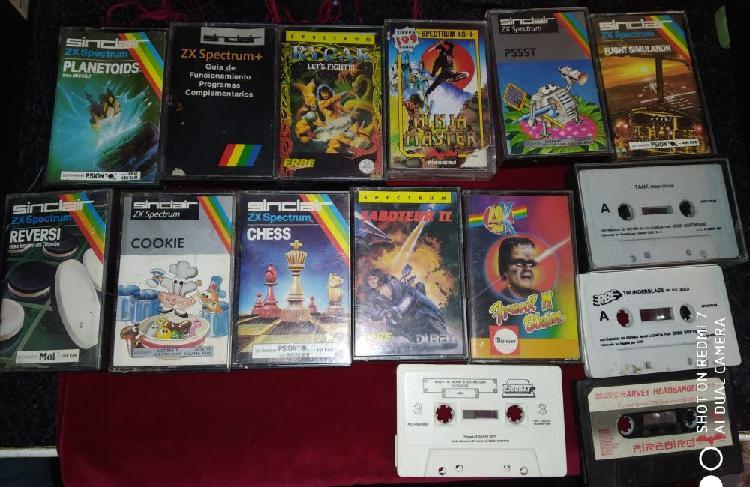 Juegos spectrum amstrad