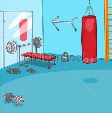 Maquinaria de gimnasio