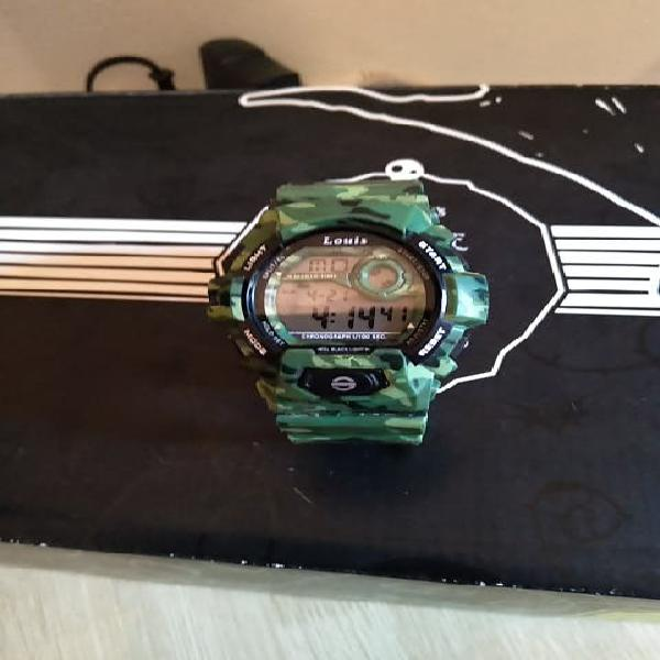 Reloj louis color militar