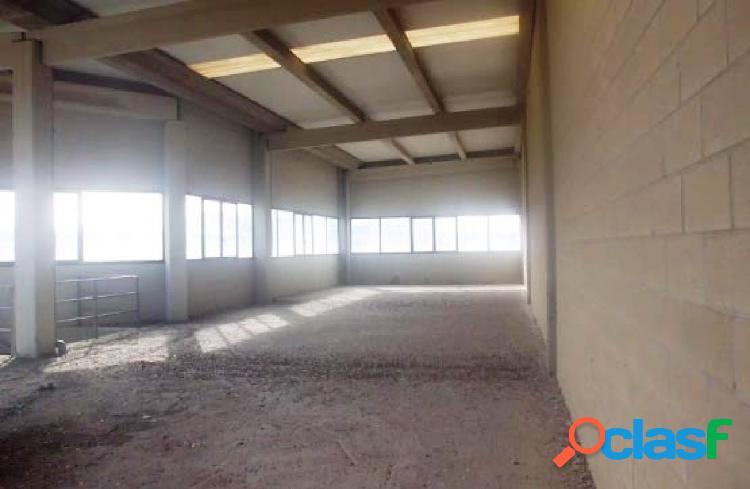 PROCEDENTE DE BANCO - NAVE INDUSTRIAL DE 3.082 m2 EN POLÍGONO INDUSTRIAL EL GUIJAR, ARGANDA DEL REY 1