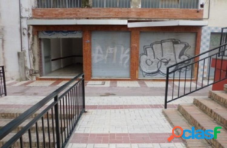 Oportunidad bancaria local comercial en barrio cortijo bazán, málaga