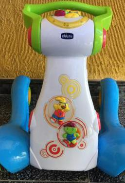 Andador ergonomic walker de chicco