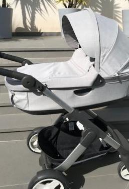 Carrito bebé stokke trailz y complementos
