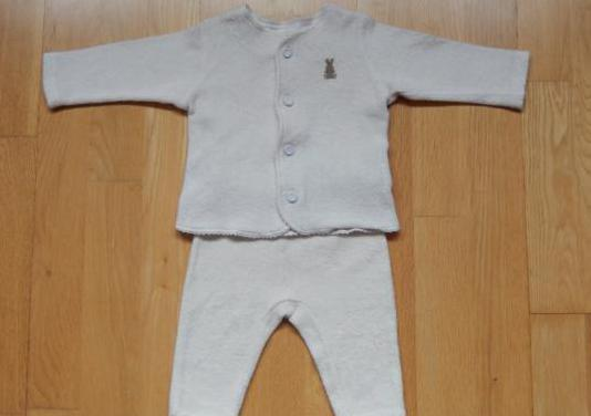 Conjunto bebé 3-6 meses (62 cm). benetton