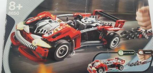 Lego 8650 racers