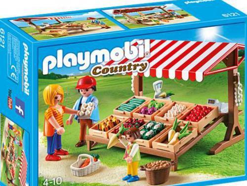 Mercado playmobil
