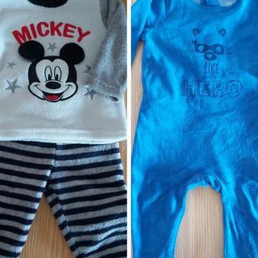 Pijamas niño 6/9 meses