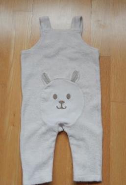 Peto bebé 3-6 meses (62 cm). benetton