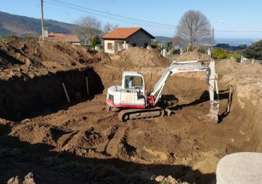 Realizamos excabaciones