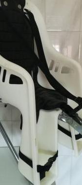 Silleta porta bebé para bicicleta
