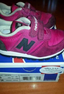 Zapatillas niña new balance n 21