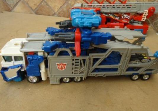 Transformers rid optimus prime ultra magnus action