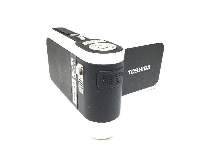 Videocamara digital toshiba camileo hd