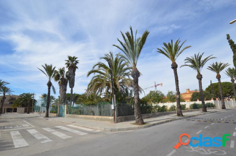 Parcela urbanizable en Cabo Ro