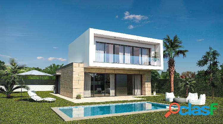 Villas modernas en roda golf r