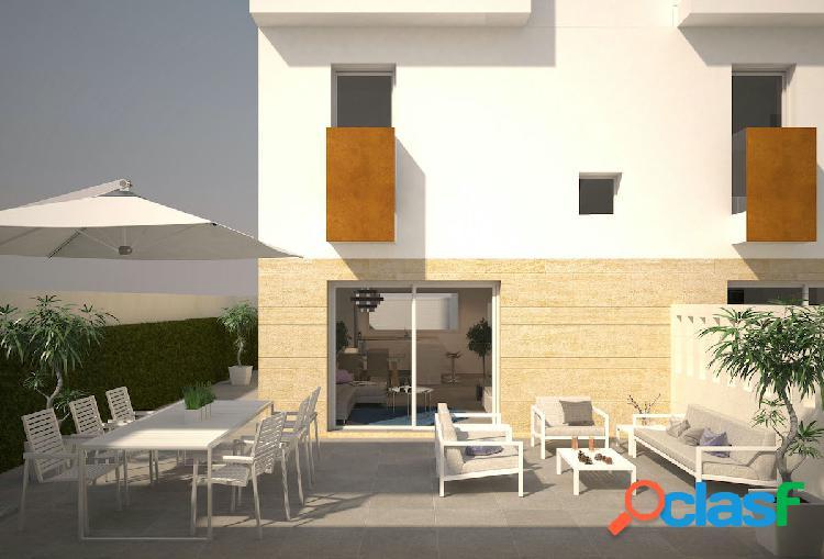 Duplex de estilo moderno a sol 1
