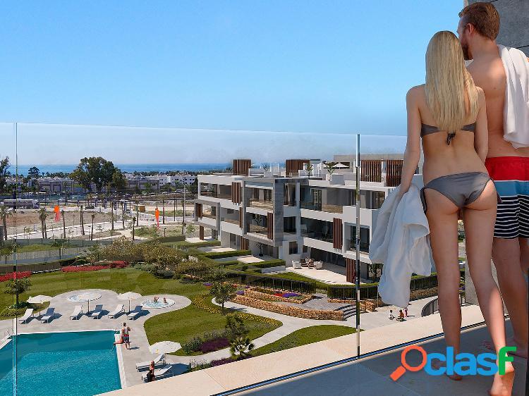 Apartamentos de Obra Nueva en Venta en THE NEW GOLDEN MIL, Estepona, Málaga 1