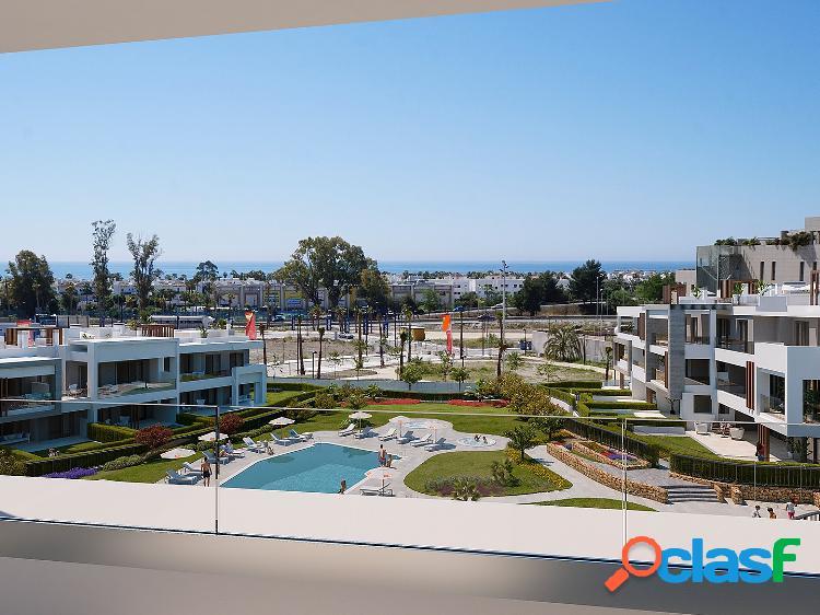 Apartamentos de Obra Nueva en Venta en THE NEW GOLDEN MIL, Estepona, Málaga 2