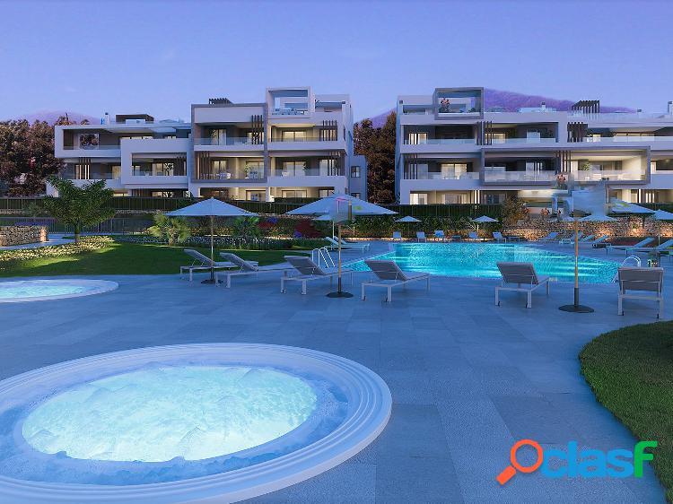 Apartamentos de Obra Nueva en Venta en THE NEW GOLDEN MIL, Estepona, Málaga 3