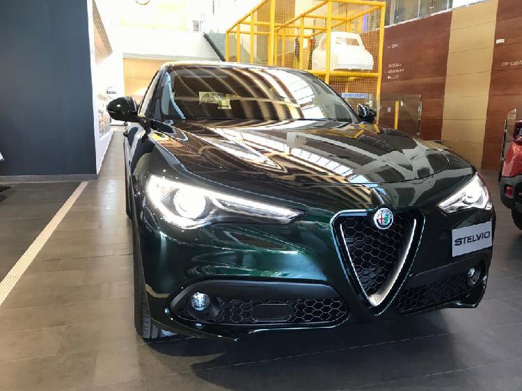 Alfa romeo stelvio 150cv rwd aut