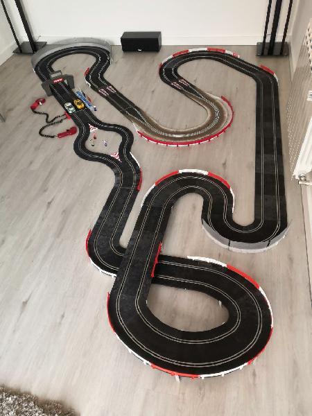 Circuito ninco scalextric