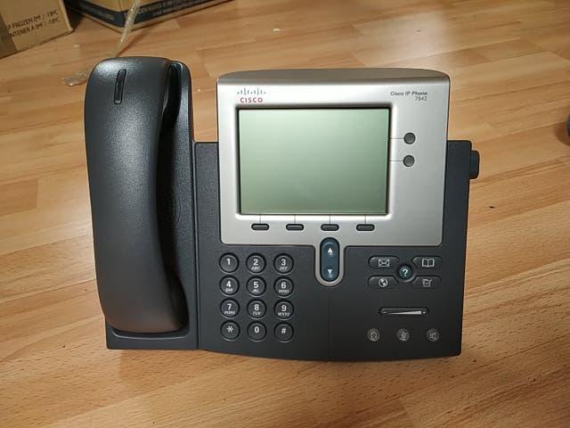 Cisco ip 7942g
