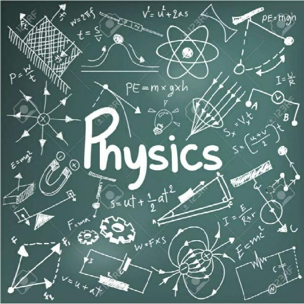 Clases particulares de física, mates i química
