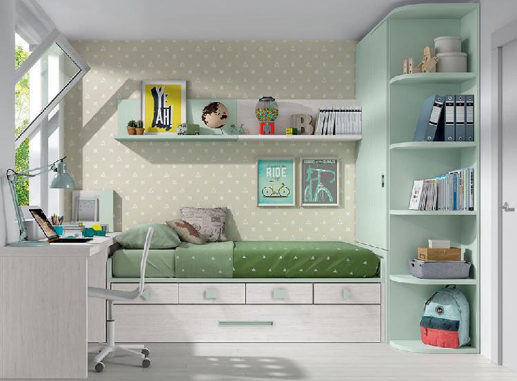 Dormitorio juvenil frm024)