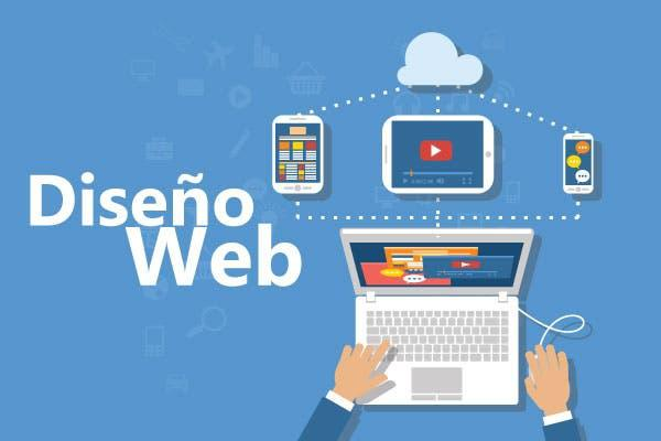 Diseño web, creamos tu página web.