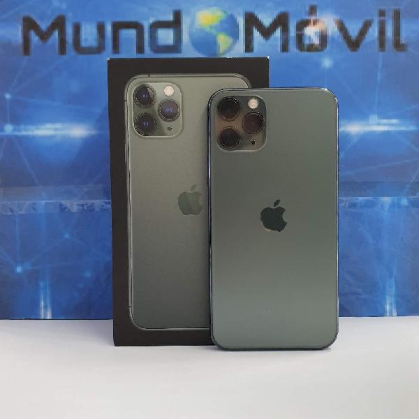 Iphone 11 pro 64gb verde - semi nuevo