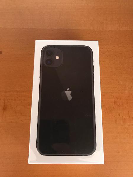 Iphone 11 128 gb black/negro