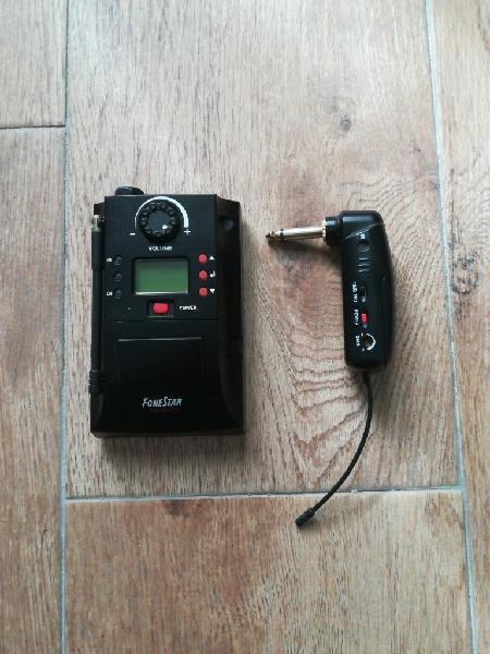 Inalámbrico fonestar msh-801g