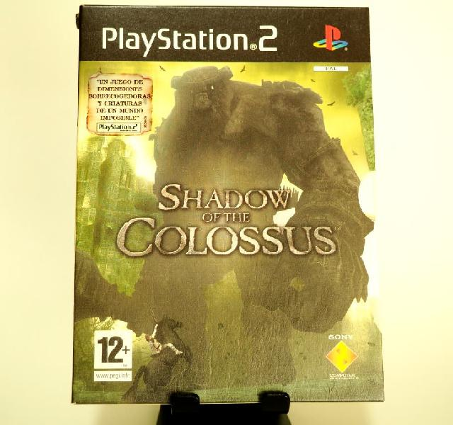 Juegos Play Station 2 Shadow of the Colossus