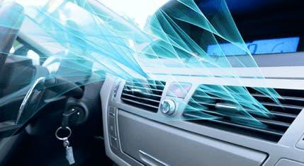 Limpieza y desinfeccion del interior del vehículo